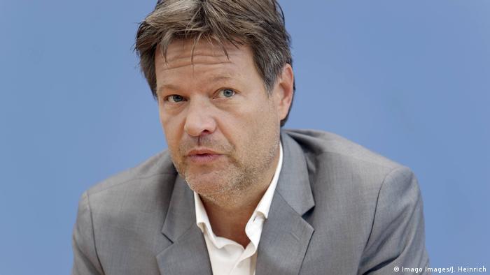 Robert Habeck, șeful Partidului Verzilor din Germania