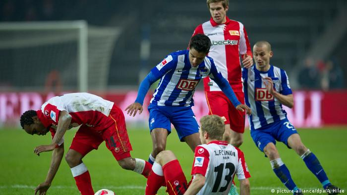 Hertha BSC Berlin - Union Berlin 2:2