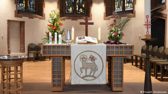 Deutschland   Evangelische Kristusgemeinde Rhein Main (Privat/G. Rondonuwu)