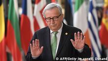 EU-Gipfel | EU-Wahlen | Juncker