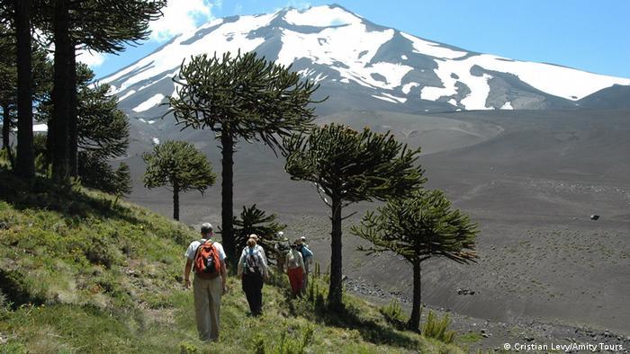 UNESCO Geopark Kütralkura | Lateinamerika | Chile (Cristian Levy/Amity Tours )