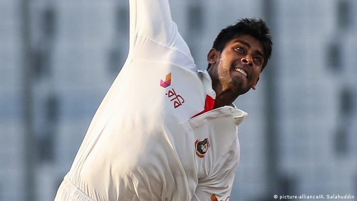 Cricket Spieler Bangladesch: Mehedi Hasan