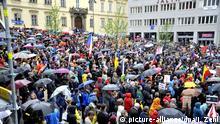 Tschechien, Brünn: Demonstrationen gegen Babis