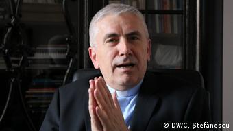 Pr. prof. dr. Wilhelm Danca (DW/C. Ştefănescu)