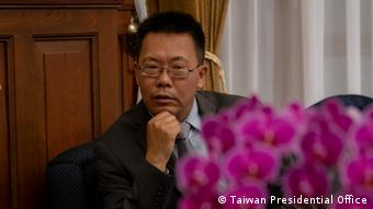 Treffen Aktivisten und Zeugen des Tiananmen Massakers 1989 China Präsident Tsai Ing Wen