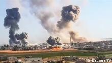 Syrien Luftangriff Weißhelme