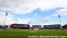England ICC Cricket World Cup - Old Trafford Manchester