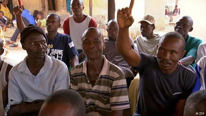 DW Global 3000 Sierra Leone Schule