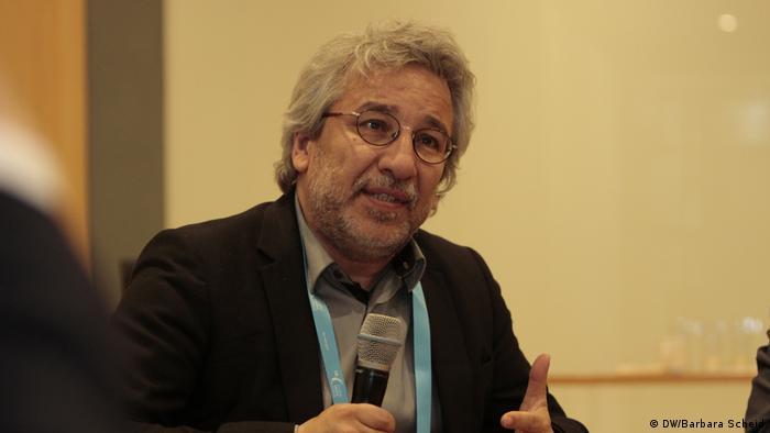 Can Dündar - Former editor-in-chief of Cumhuriyet, Turkey (2019)