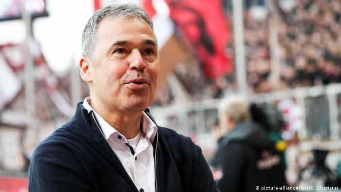 Fußball Sportdirektor FC St. Pauli   Andreas Rettig