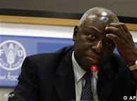 FAO کے ڈائریکٹر جنرل یاک ڈیوف