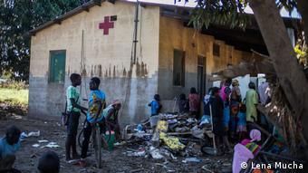 Mosambik nach dem Zyklon (Lena Mucha)