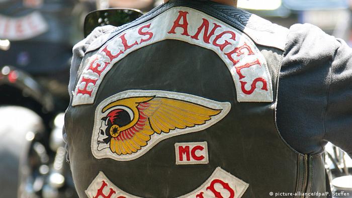 Участник Hells Angels