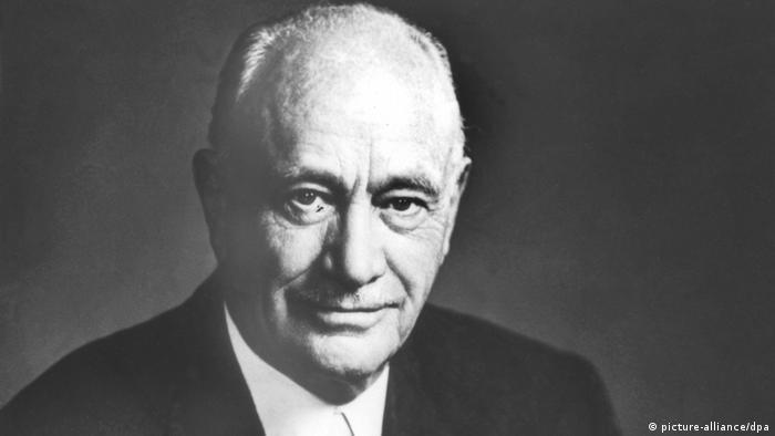 Conrad N. Hilton (picture-alliance/dpa)