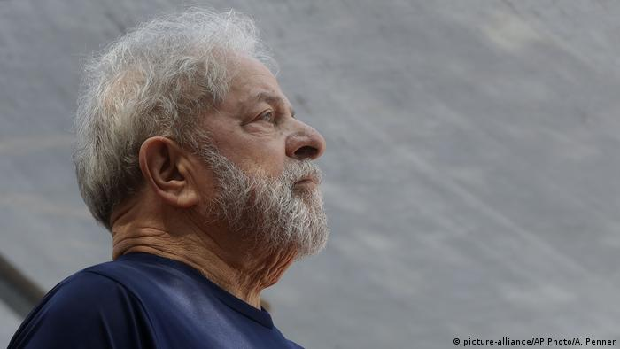 Lula da Silva (picture-alliance/AP Photo/A. Penner)