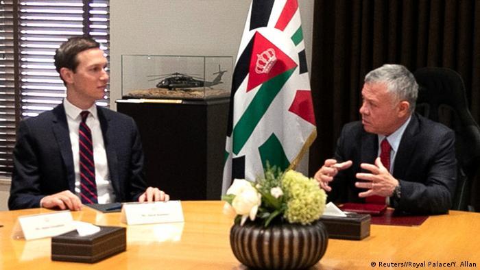 Jordanien | Trump-Berater Jared Kushner reist in den Nahen Osten