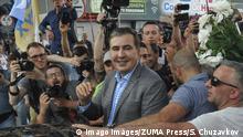 Ukraine | Michail Saakaschwilis Rückkehr in die Ukraine