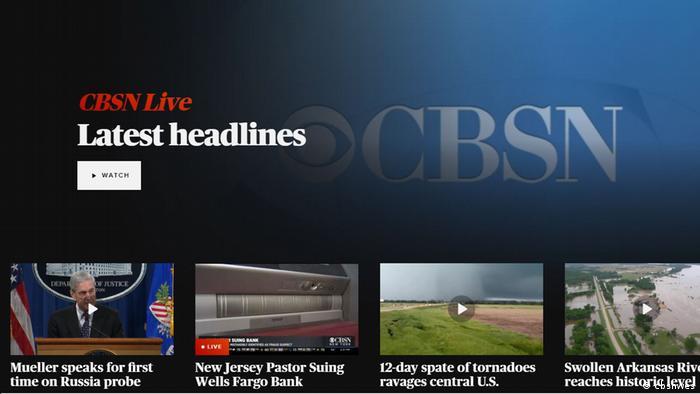 Screenshot Homepage | cbsnwes.com (cbsnwes)