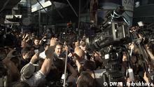 Michail Saakaschwilis Rückkehr in die Ukraine