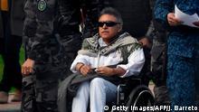 Kolumbien | Ehemaliger Farc-Führer nach Haftentlassung erneut festgenommen