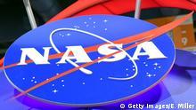 USA NASA Logo in Las Vegas