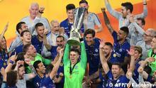 Fußball   UEFA Europa League - Finale   Chelsea vs. Arsenal
