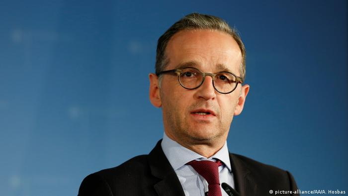 Heiko Maas PK Berlin (picture-alliance/AA/A. Hosbas)