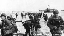 75. Jahrestag D-Day Normandie