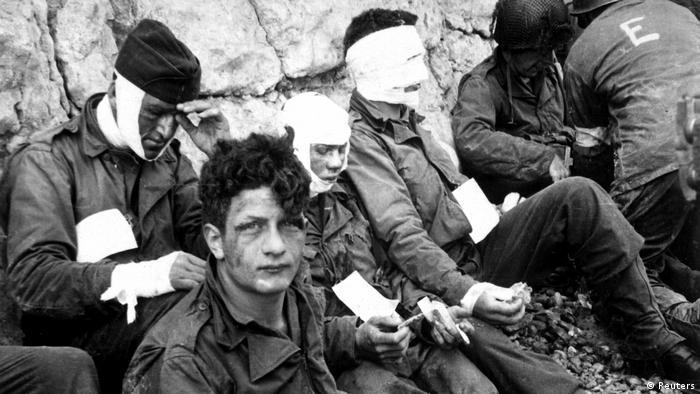 75. Jahrestag D-Day Normandie (Reuters)