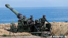 Han Kuang Militärübung Taiwan