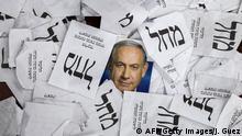 Symbolbild Neuwahlen in Israel
