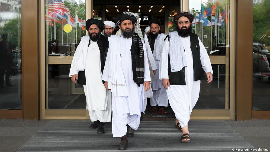 En Afghanistan, il a fallu négocier avec les talibans