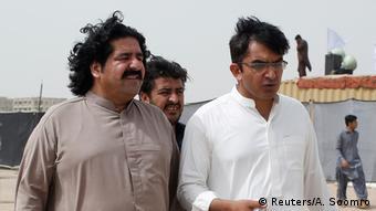Pakistan | Ali Wazir | Mohsin Dawar | PTM (Reuters/A. Soomro)