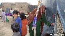 Afghanistan Chost Gulan Flüchtlingslager Pakistanische Flüchtlinge