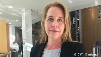 Соціологиня із західної Німеччини Беате Кюппер