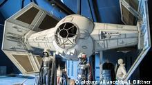 BdT - Dassow - Star Wars- Nachbildungen von Raumschiffen