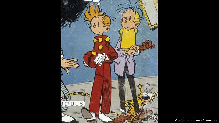 Spirou und Fantasio (picture-alliance/Leemage)