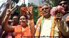 Indien - Debasree Chaudhuri und Dilip Ghosh