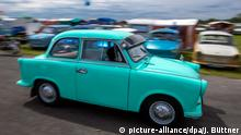 Internationales Trabi-Treffen in Anklam