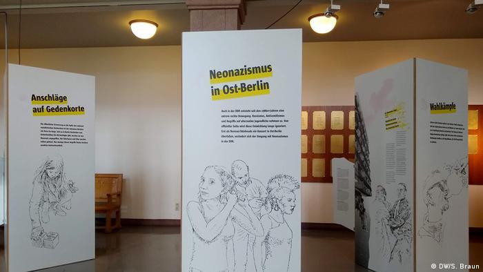 Ausstellung: Immer wieder? Extreme Rechte und Gegenwehr in Berlin seit 1945