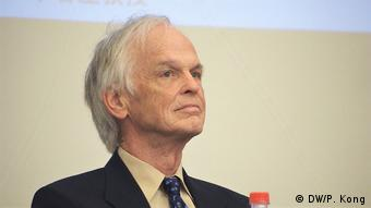 Taiwan Taipeh - Perry Link - Professor für East Asian Studies der Princeton University