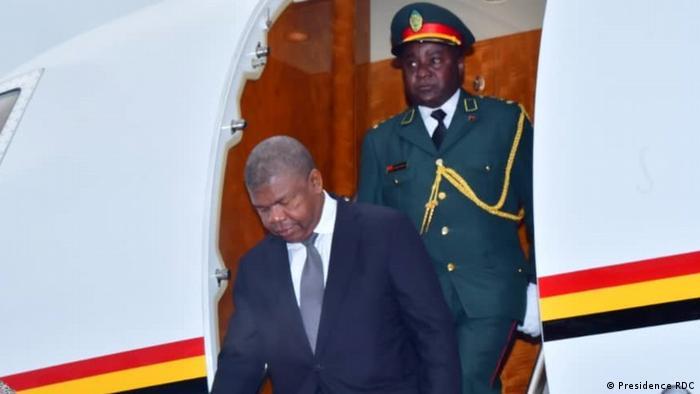 Presidente de Angola, João Lourenço. Foto simbólica