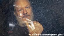 UK Julian Assange