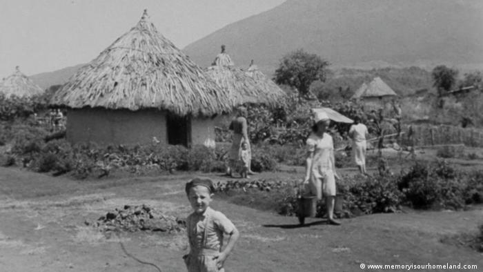 Zdjęcie z filmu dokumentalnego Jonathana Durand'a Memory is our Homeland