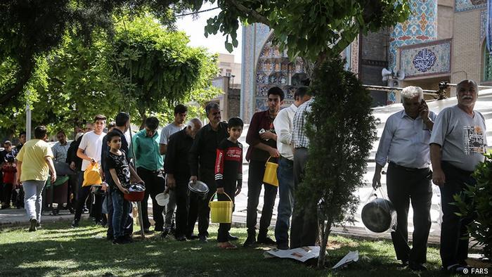 Iran Almosen