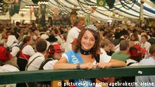 Volksfeste Bräuche in Bayern Trachtenfest Mühldorf