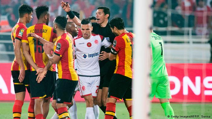African Champions League Finale | ES Tunis vs Wydad Casablanca (Getty Images/AFP/F. Senna)