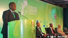 Mosambik Konferenz in Beira
