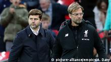 UK Klopp und Pochettino