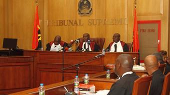 Angola Augusto da Silva Tomás vor Gericht